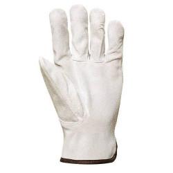Lot 10 paires de gants maîtrise tout croûte vachette supérieure