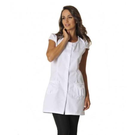 Tunique medicale femme sans manches MILA femme