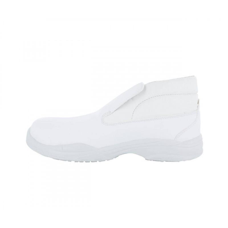 chaussures de sécurité microfibre