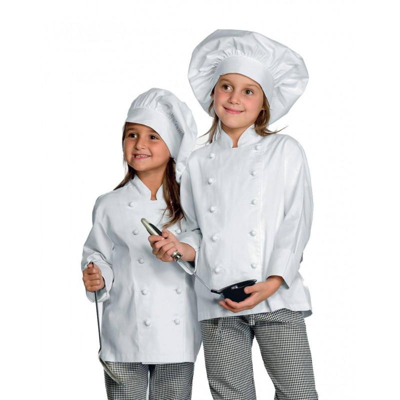 Veste de cuisine enfant