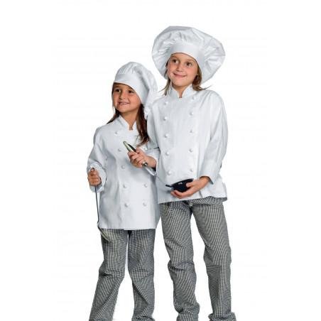 Pantalon de cuisine enfant BABYCHEF