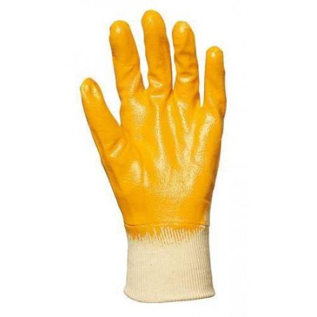 Lot 10 paires de gants EURODEX ultra light jaune qualité supérieure