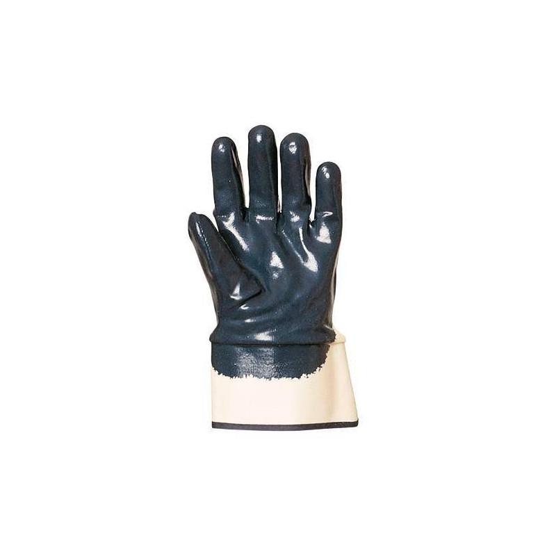 Lot 10 paires de gants EUROLITE dos aéré manch. Sécurité