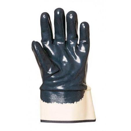 Lot 10 paires de gants EUROTRIL dos aéré manchette de sécurité