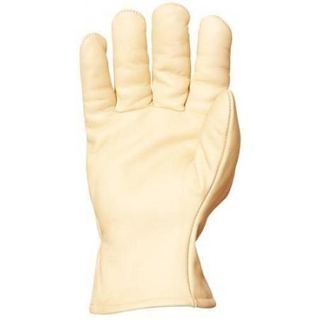 Lot 12 paires de gants LABRADOR tout fleur vachette hydrofuge, doublé Thinsulate. 2469