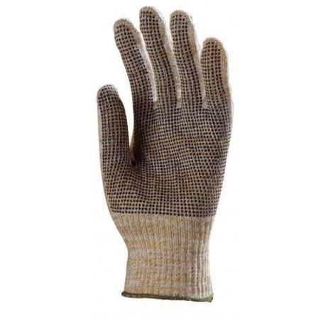 Lot 10 paires de gants EUROSAFE 5 Tricoté enduit Micro PVC