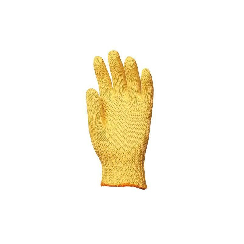 Lot 10 paires de gants Kevlar tricoté lourd, 7 jauge, 60 g