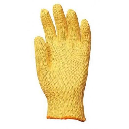 Lot 10 paires de gants Kevlar tricoté lourd, 7 jauge, 60 g ou 64 g