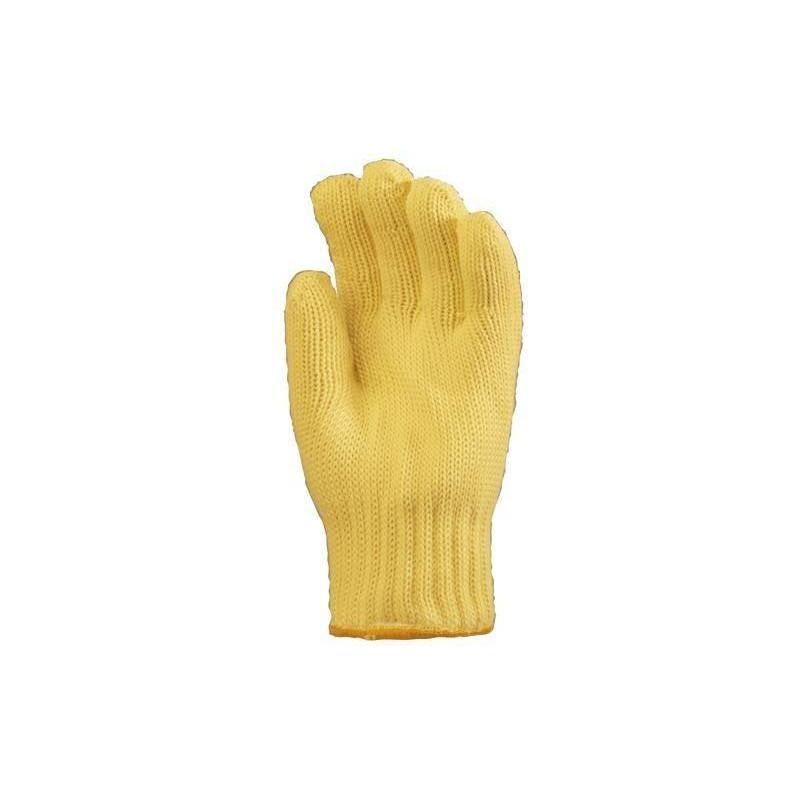 lot 5 paires de gants Kevlar lourd double coton 27 cm
