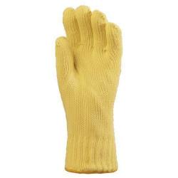 Lot 5 paires de gants Kevlar lourd doublé coton 35 cm