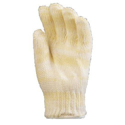 Lot 5 paires de gants Nomex lourd doublé coton 27 cm thermique