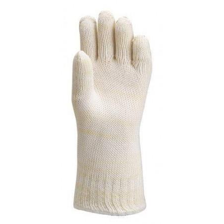 Lot 5 paires de gants Nomex doublé coton 33 cm thermique
