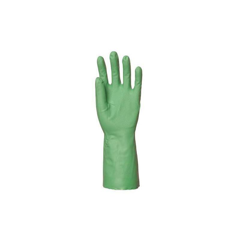 Lot 10 paires de gants Nitrile 5500 vert, ép. 0.38 mm