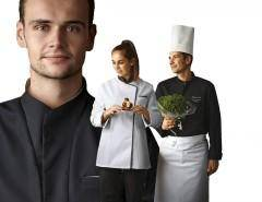 vestes de cuisine ROBUR bga vetements